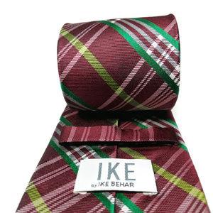 IKE by IKE BEHAR Necktie Men's 100% Silk Tie